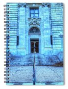 Post Office West Avenue Spiral Notebook
