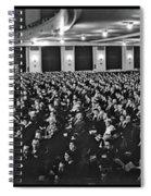Post Opera - December 1927, The Newly Spiral Notebook