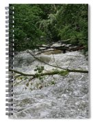 Post Storm Spiral Notebook