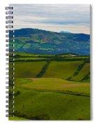 Postcard From Ecuador... Spiral Notebook