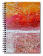 Postcard From Everywhere Spiral Notebook