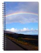 Pot Of Gold Spiral Notebook