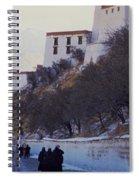 Potala Palace 2 Spiral Notebook