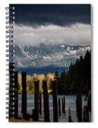 Potential - Landscape Photography Spiral Notebook