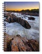 Potomac Rush Spiral Notebook