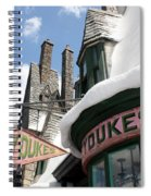 Potter Treats Spiral Notebook