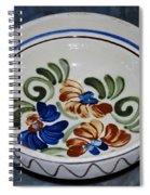 Pottery - Flower Pot Spiral Notebook