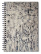 Pousette Dart's White Garden And Sky Spiral Notebook