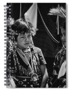 Pow-wow Buddies Spiral Notebook
