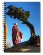 Power Of Thought 1 Spiral Notebook