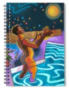 Power Surge Spiral Notebook