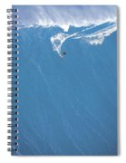 Power Turn Spiral Notebook