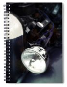 Powerhouse Spiral Notebook