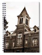 Powhatan Court House 2 Spiral Notebook