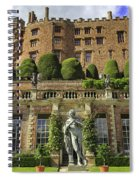 Powis Castle Spiral Notebook