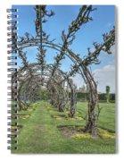Powis Castle Garden Spiral Notebook