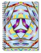 Praecipua Metallah Spiral Notebook