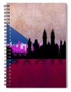 Prague City Spiral Notebook