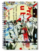 Prague Spring Spiral Notebook