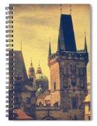 Praha Spiral Notebook