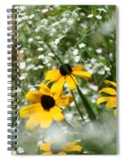 Prairie Colors Spiral Notebook