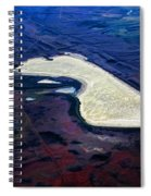 Prairie Dog Lake Spiral Notebook