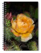 Prairie Rose II Spiral Notebook