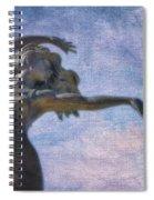 Prairie Wind Spiral Notebook