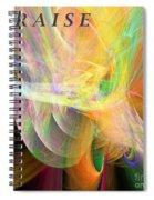 Praise Spiral Notebook