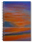 Pranburi Sunset 2 Spiral Notebook