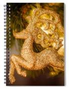 Prancer Spiral Notebook