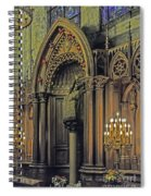 Prayer And Contlemplation Spiral Notebook