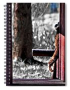 Prayer For The Earth Spiral Notebook