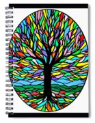 Prayer Tree Spiral Notebook