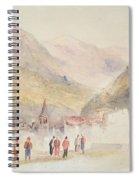 Pre St Didier, 1836 Spiral Notebook