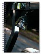 preacher's Harley Spiral Notebook