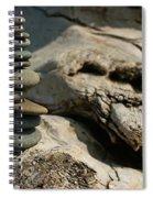 Precarious Cairn Spiral Notebook