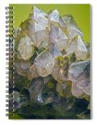 Precious Crystals Spiral Notebook