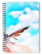 Precious Moment Spiral Notebook