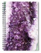Precious Stones Formation Spiral Notebook