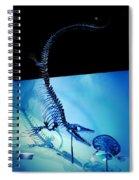 Predator And Prey Spiral Notebook