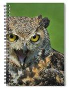 Predator Spiral Notebook