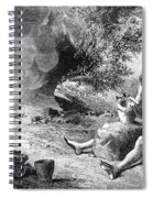 Prehistoric Potter Spiral Notebook