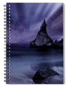 Prelude To Divinity Spiral Notebook