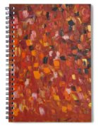 Prelude To Winter Spiral Notebook