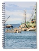 Prepared For Action Spiral Notebook