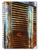 Prerestoration Spiral Notebook