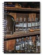 Prescription Drug Bottles Spiral Notebook