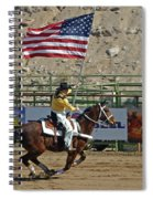Presenting The Colors Spiral Notebook