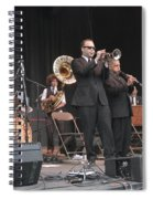 Preservation Hall Jazz Band Spiral Notebook